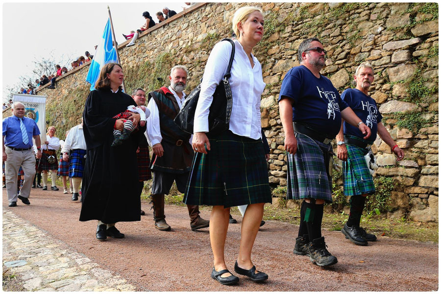 Highland Games Trebsen